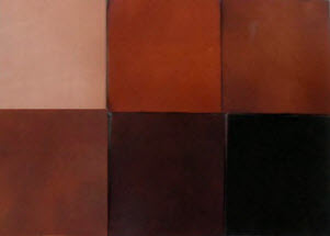 Harness Leather Colors