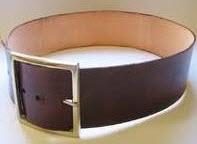 Wide Leather Belts