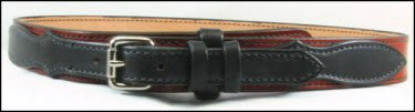 Harness Leather Texas Ranger Belt